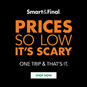 $50 Smart & Final Gift Card – 3 days and 13 hours and 38 minutes