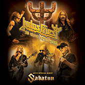 Judas Priest – 58 days and 10 hours and 26 minutes