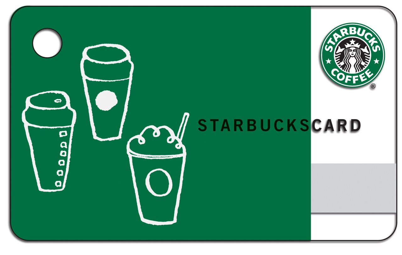 Win a $75 Starbucks Gift Card – 29 days and 18 hours and 25 minutes