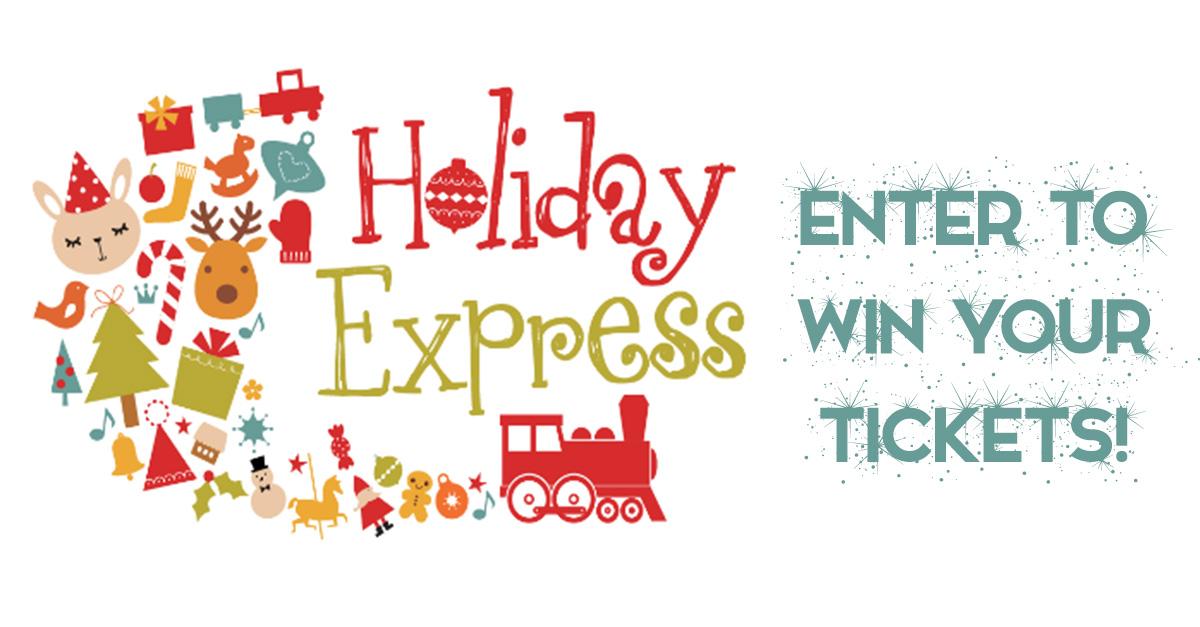 Pullen Park Christmas 2019.Pullen Park Holiday Express Tickets 94 7 Qdr