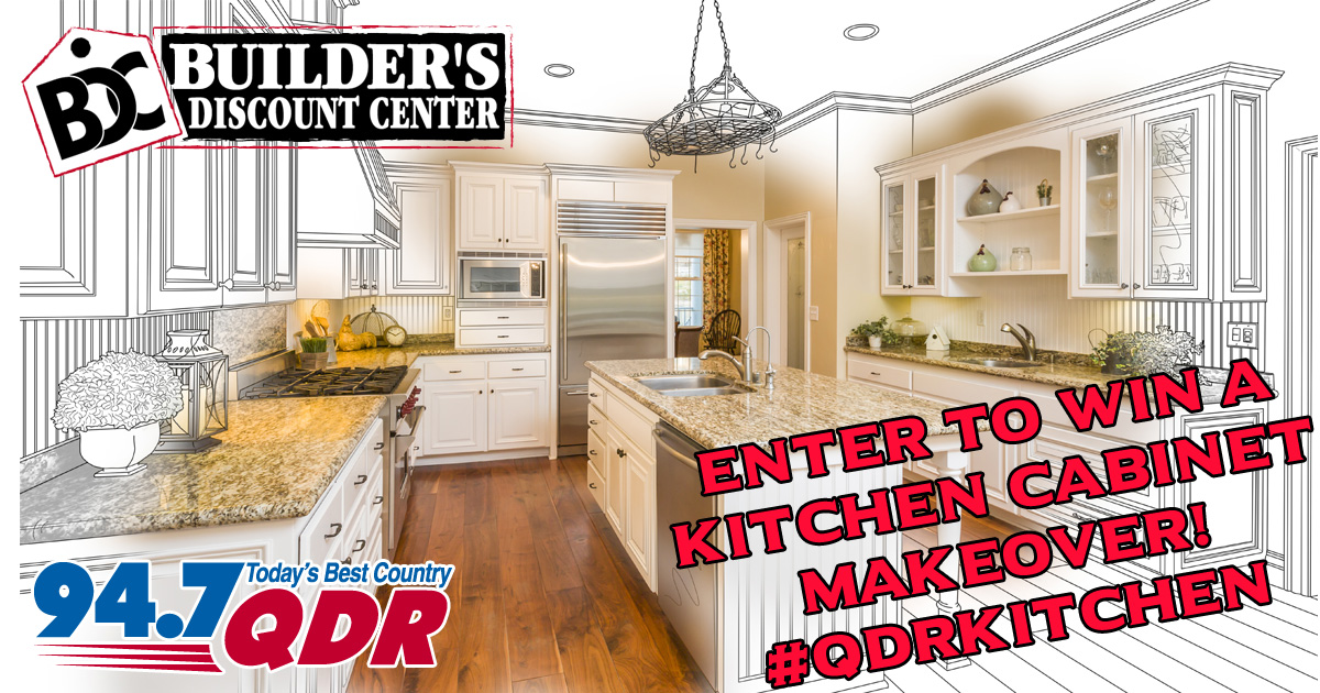 Enter to Win: A Kitchen Makeover | 94.7 QDR