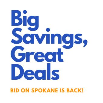 Bid on Spokane is BACK!