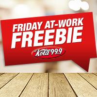 KOLA's Friday At Work Freebie