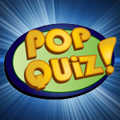 Music Pop Quiz