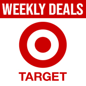Weekly Deals from Target!