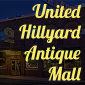 United Hillyard Antique Mall!